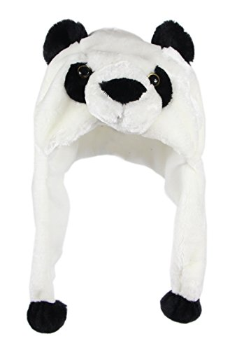 Bioterti Plush Fun Animal Hats One Size