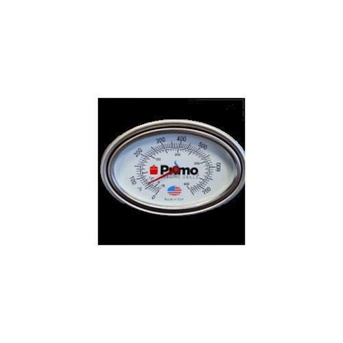 (Primo Ceramic Grills Oval XL Thermometer with Bezel/Sleeve)