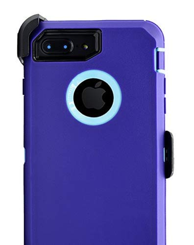 buy online d266d f70ca Amazon.com: OtterBox Defender Series Case for iPhone 8 Plus/iPhone 7 ...