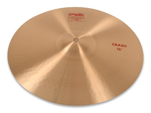 Paiste 2002 Classic Cymbal Crash 16-inch