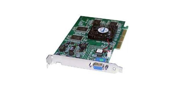 nVidia GeForce2 AGP VGA 32MB Video Card 6001519 VGA GeForce-N15-32MB