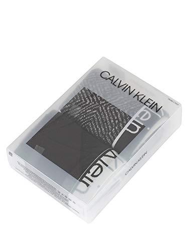 En Gris Et Trunk Klein Noir Boxers 2 Calvin De Lot Stretch À Noir Coton Anthracite Motif Graphique xHFw7xqYB