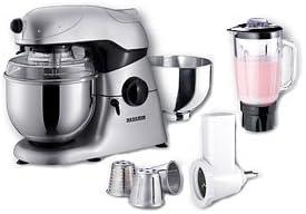 Severin KM 3883 Robot de cocina Plata: Amazon.es: Hogar