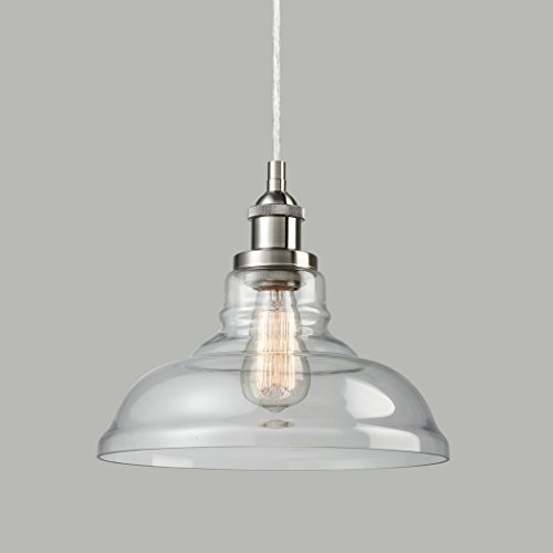 Brushed Nickel Instant Pendant Lights