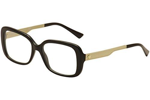 Versace Women's VE3241 Eyeglasses Black 54mm by Versace