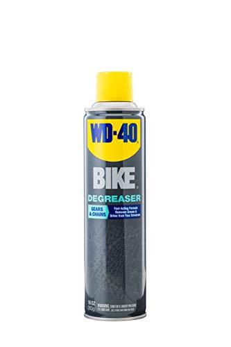 WD-40 BIKEChain Cleaner & Degreaser, 10 OZ