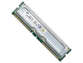 Dell 256MB Memory Module (RIMM) - MR18R082GBN1-CK8
