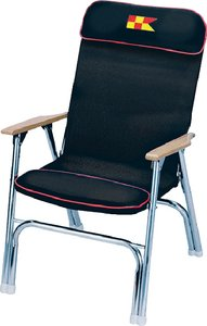 Garelick Deck Chairs (Padded Folding Deck Chair (Garelick))