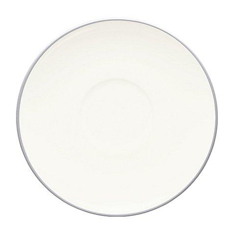 Colorwave Saucer - Noritake Colorwave After Dinner Saucer in Slate