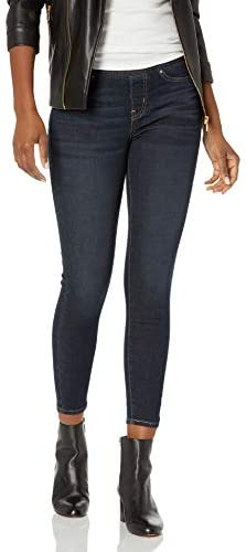 Signature via Levi Strauss & Co. Gold Label Women's Totally Shaping Pull-on Skinny Jeans