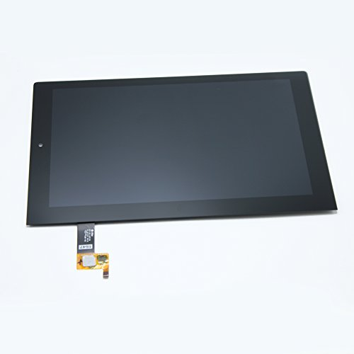 LCDOLED® 10.1 zoll LED LCD Screen Display + Touchscreen Digitizer Glas Assembly für Lenovo Yoga Tablet 2 1050 1050F (1920x1200)
