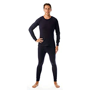 #followme Ultra Soft Thermal Underwear Set for Men