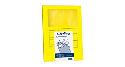 Favini Folder con finestra A51B124