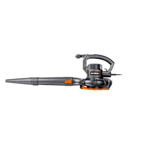 Worx WG507 12 Amp 2-Speed Electric Blower/Vac/Mulcher