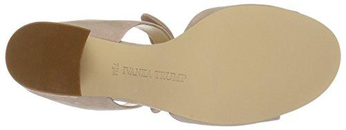 Eria Pink Heeled Trump Sandal Women's Ivanka 6FTq0W