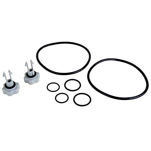 (Intex 25074RP Replacement Pool Filter Pump Seals Parts Pack for 2,500 GPH Units and Below - 10460, 10264, 10725, 11330 and 10712)