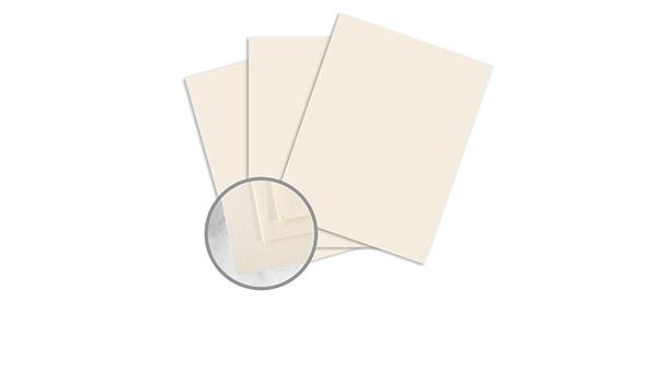 Eggshell Fresh White Card Stock 230gsm 90lb cover