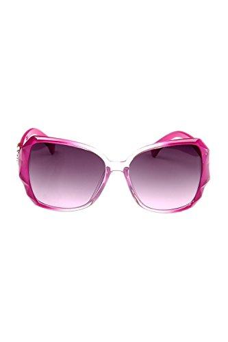 De Tamaño Gafas Clasico Las 100 De Rose Mujeres Polarizadas Gran Sol Proteccion UV ftFFq5w