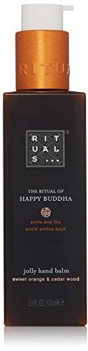 Buddha Balm (Rituals The Ritual of Happy Buddha jolly Hand Balm, 5.9 fl. oz.)