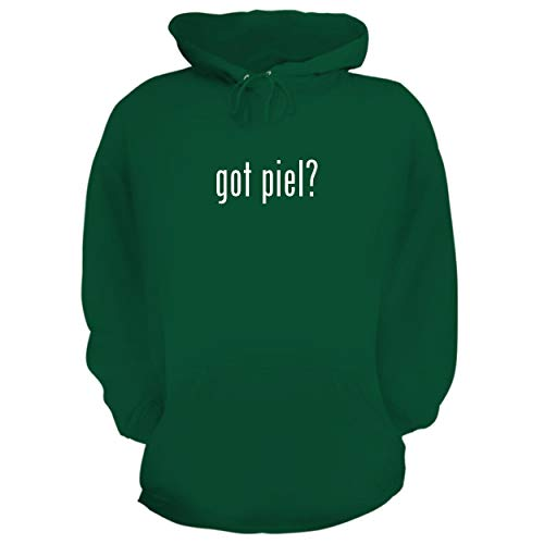 (BH Cool Designs got piel? - Graphic Hoodie Sweatshirt, Green, Medium)