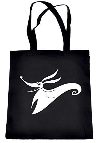 Zero Ghost Dog Nightmare Before Christmas Tote Bag Alternative Clothing Book Bag
