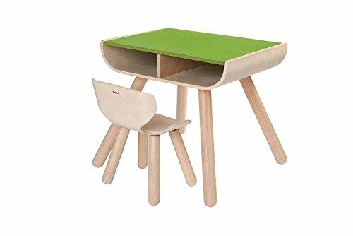 PLANTOYS テーブル&チェア 8700 B00MY5J4I8 グリーン, 竹田市 be74da62
