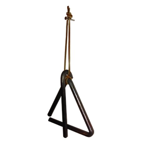 Classic Country Western, Farm Ranch, Rustic Style Triangle Dinner Bell & (Country Dinner Bell)