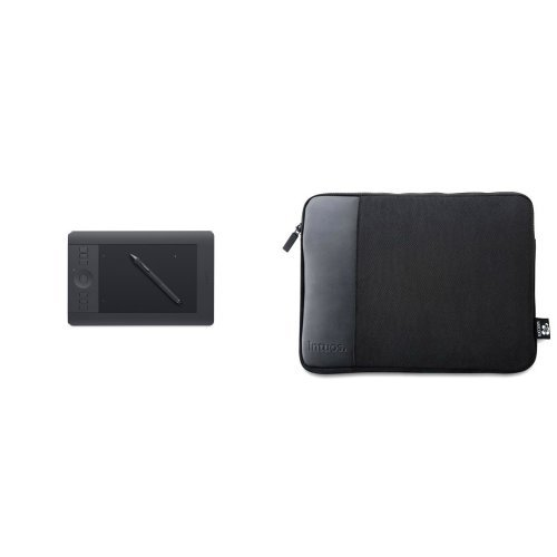 Wacom Intuos Touch Small Tablet