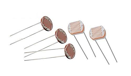 olatus ldr light dependent resistor (photo resistor) (pack of 5image unavailable image not available for colour olatus ldr light dependent resistor