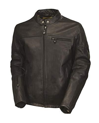Roland Sands Design Mens Off-Road/Dirt Bike Motorcycle Ronin Jacket - Black/X-Large