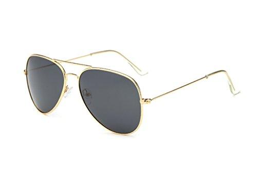 Yxsd 5 UV400 Metal de para 5 Gafas Marco Aviador de Sol Color protección con SunglassesMAN Hombre de de dFUqcTCd