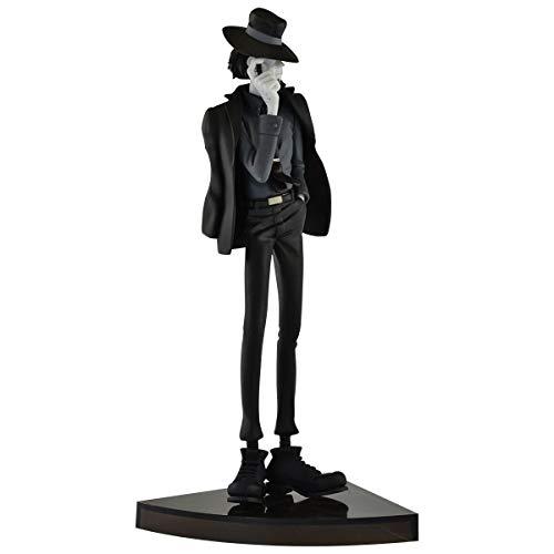 Figure Lupin The Third Daisuke Jigen, Bandai Banpresto, Multicor