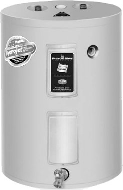 Lowboy Water Heater 30 Gallon Sweet Puff Glass Pipe