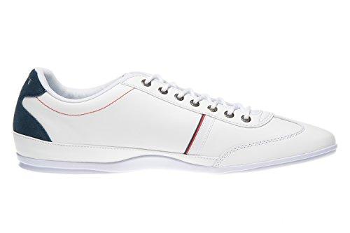 Lacoste Misano Sport 118 1 Cam, Sneaker Uomo Bianco