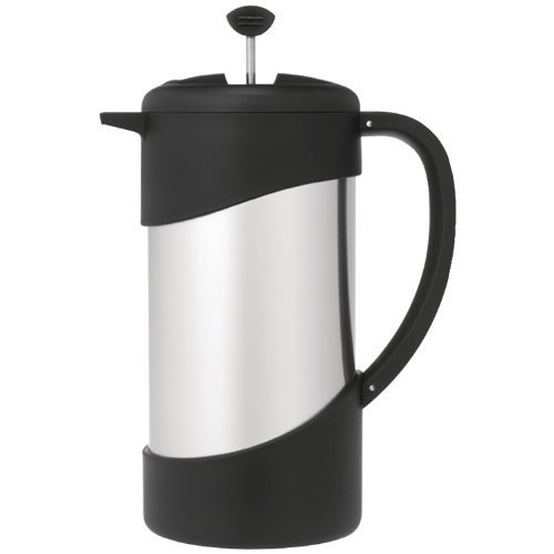 Thermos Nissan 34-Ounce Vacuum Insulated Stainless-Steel Gourmet Coffee Press