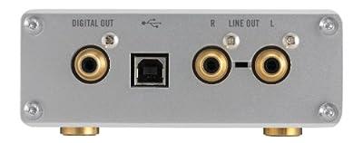 Korg DS-DAC-10-SV 1bit USB Digital Analog Converter