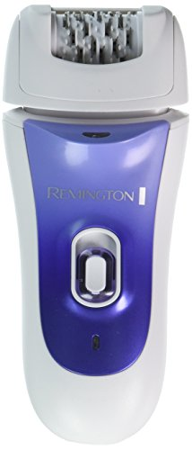 Remington EP7030 Women's Deluxe Rechargeable, Epilation Tweezing, Hair Removal System