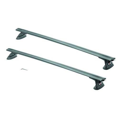 ROLA 59724 55'' Removable Anchor Point Extended APE Series Roof Rack for Toyota Highlander, RAV4, FJ Cruiser by Rola