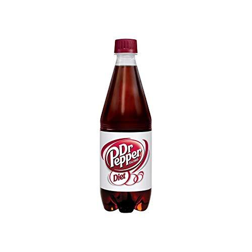 (Dr. Pepper Diet Soda, 16.0 Ounce (24 Bottles))