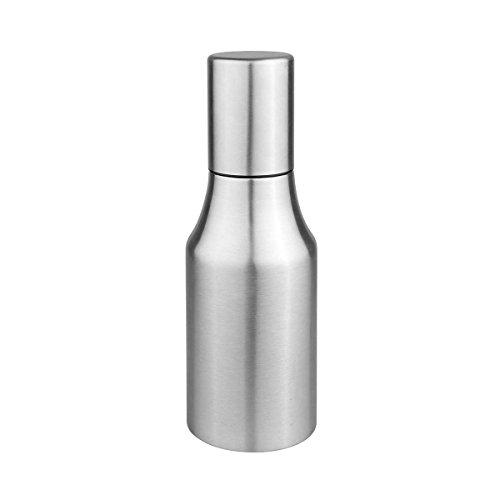 - Powstro Olive Oil Dispenser Bottle Oil Pourer Dispensing Bottles Stainless Steel Olive Oil Dispenser Leakproof Kitchen Oil & Vinegar Cruet (500ml)