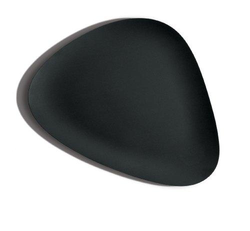 Colombina Serving Tray Color: Black