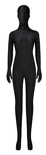 - 312jbKlj6lL - Bluland Spandex Lycra Full Body Suit Unisex Zentai Suit Halloween Costume