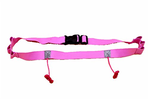eCiclico Marathon Triathlon Race Number Belt With Number Holder - Song Lyrics Sunglasses