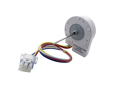 GARP WR60X10185 Compatible Replacement for Fan Motor Fits GE, Hotpoint, (Rca Fan)