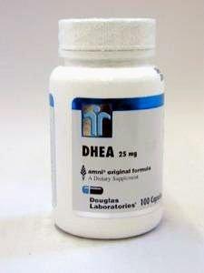 Douglas Labs - DHEA 25mg 100 capsules