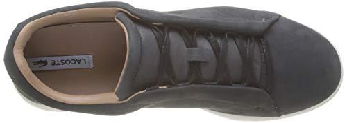Lacoste Herren Carnaby Evo Easy 319 1 SMA Sneaker, Schwarz (Black/Offwhite 454), 43 EU 5