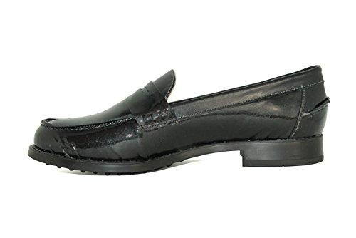 Mocasines de mujer - Maria Jaen modelo 3600N Negro