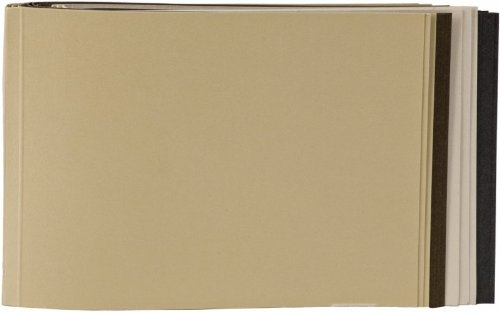 Provo Craft 2000228 Your Story Cardstock Covers are Basic Shimmer