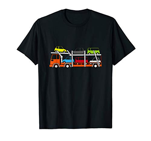 Car Carrier Trailer  T-Shirt for sale  Delivered anywhere in USA