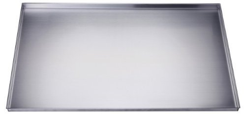 34'' x 22'' Stainless Steel Under Sink Tray by Dawn USA